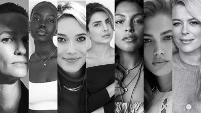 """Victoria's Secret reemplaza a sus Ángeles por una refugiada, una reportera y una jugadora de fútbol entre otras mujeres """"reales"""""""