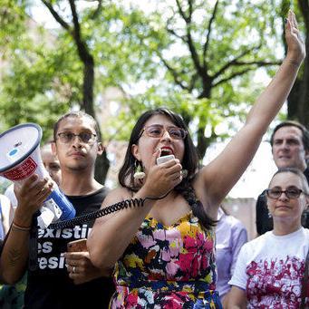 EEUU: Iglesias intervienen contra redadas migratorias