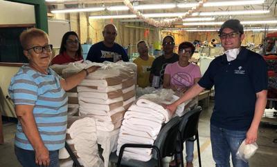 Iglesia en Comerío refuerza servicios para hacer frente a la pandemia