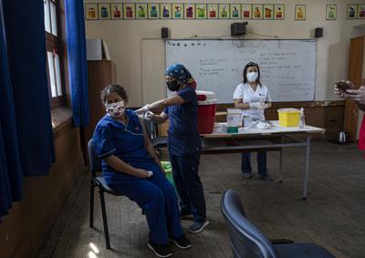 Vacunación Chile coronavirus