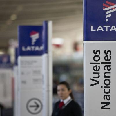 Latam Airlines pide protección por bancarrota