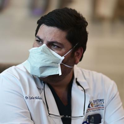 """Secretario de Salud: """"La pandemia no ha acabado"""""""