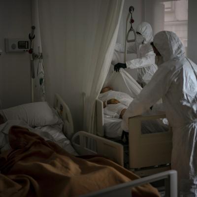 Funerarias soportan rastro de muerte diario por Covid-19