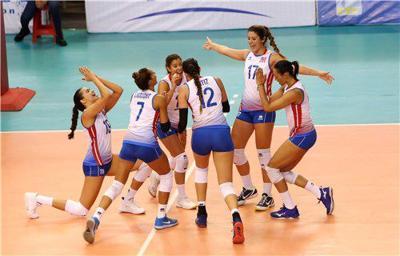 Equipo nacional de voleibol