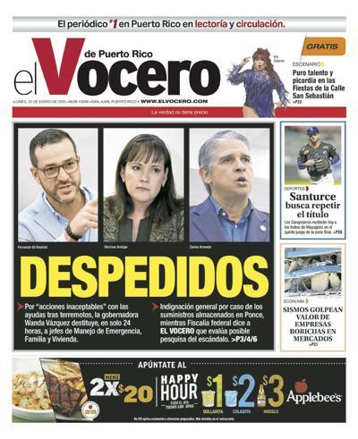Audionoticias- 20 de enero de 2020