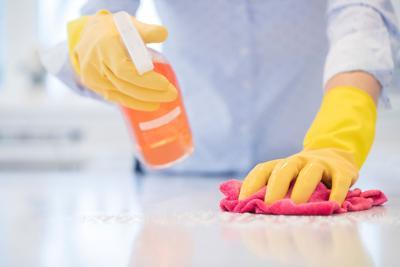 Desinfectar adecuadamente