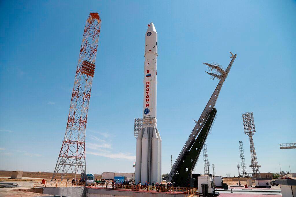 Russia estación espacial