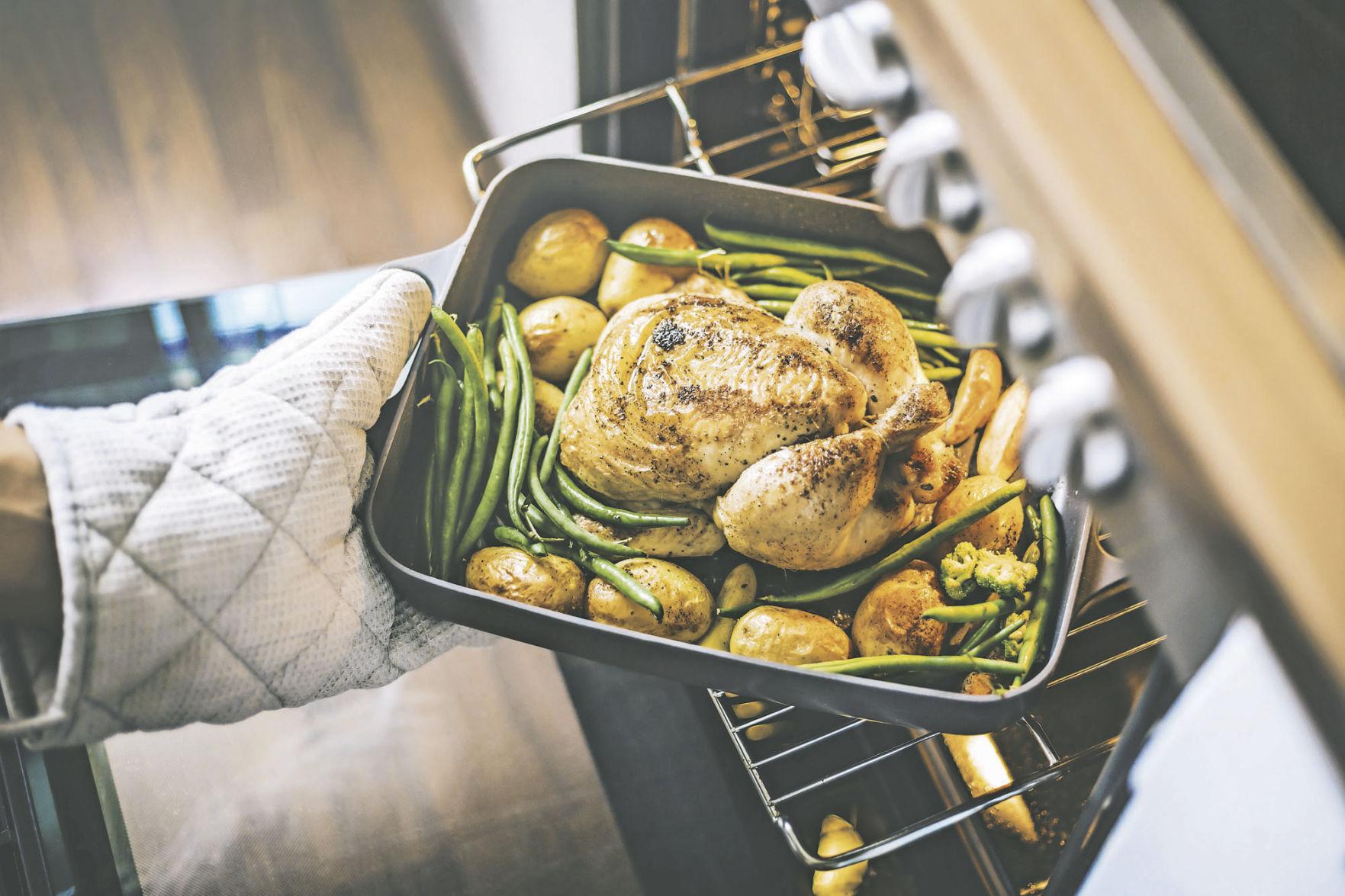 Sabrosas  recetas con  pollo