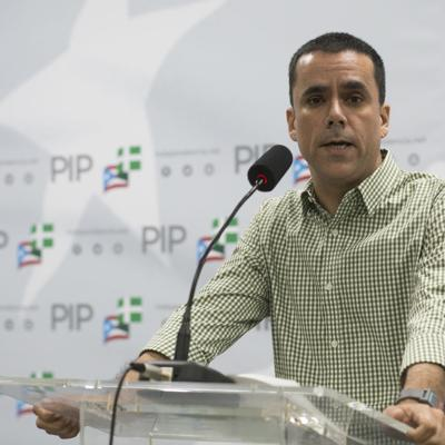 Comisionado electoral del PIP pide la renuncia de Dávila