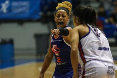Se reanuda la acción en el Baloncesto Superior Nacional Femenino
