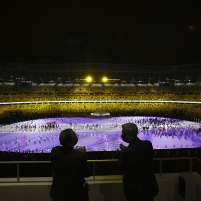 Música de videojuegos suena en los Juegos Olímpicos de Tokio