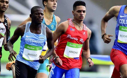 Javier Culson queda eliminado del Mundial de Atletismo