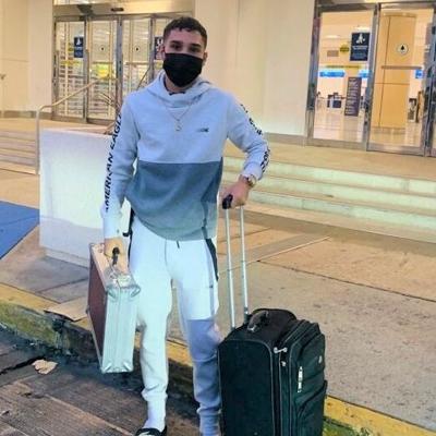 Bimbito Méndez sale hacia las Vegas