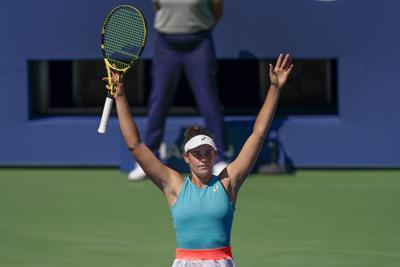 Jennifer Brady avanza a la semifinal del US Open