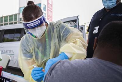 Fajardo cambia la ubicación de su centro de vacunación contra el covid-19