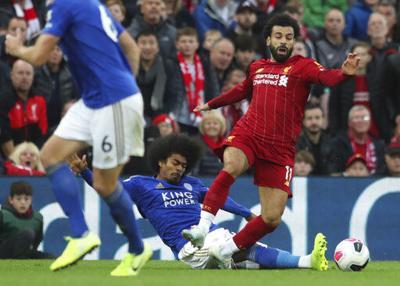 Liverpool cosecha su 17ma victoria seguida en la Premier