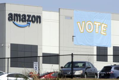 Amazon logra bloquear sindicato de sus trabajadores