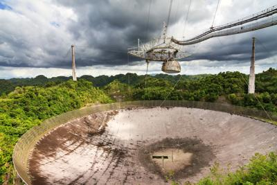 Radiotelescopio Arecibo