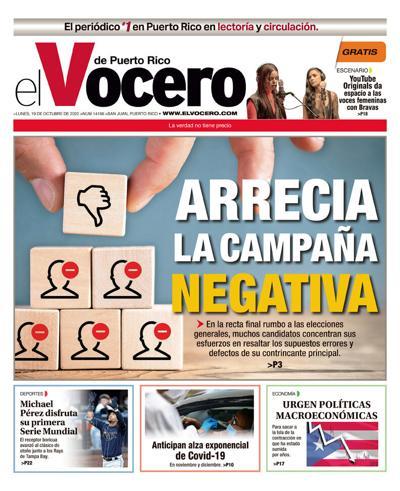 Audionoticias- 19 de octubre de 2020