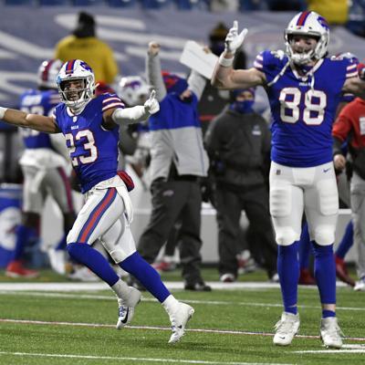 NFL: Bills avanzan a final de la Americana