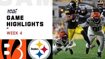 Steelers rompen mala racha