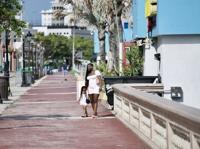 Cierre comercios, Viejo San Juan