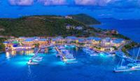 Scrub Island Resort  reconocido por Wine Spectator