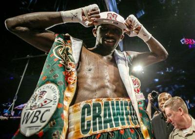 Terence Crawford defenderá su título el 14 de noviembre