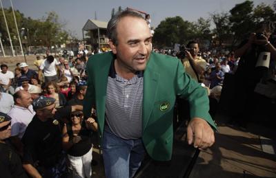 """El golfista Ángel Cabrera y la amenaza a su expareja: """"Te prometo que te voy a matar"""""""