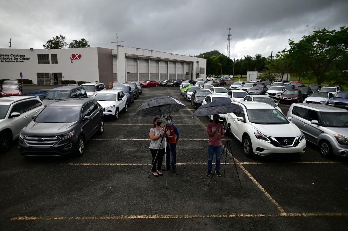 Drive-in Viernes Santo