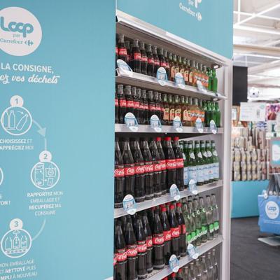 Se popularizan en los supermercados y restaurantes los paquetes reutilizables
