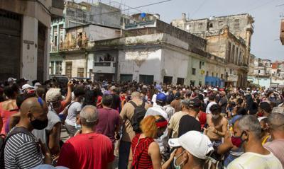 Artistas se suman al pedido de ayuda humanitaria para Cuba