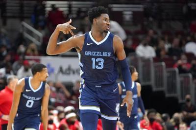 El alero Jaren Jackson se quedará con los Grizzlies de Memphis