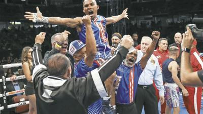 """Jonathan """"Bomba"""" González se vive el momento como campeón mundial"""