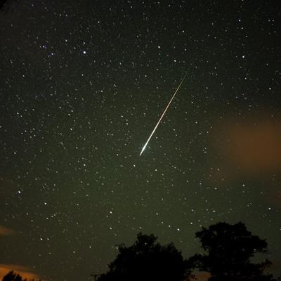 Lluvia de meteoros podrá ser vista el jueves