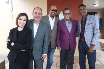 Banquete de jazz en el Tapia