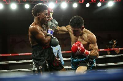 Buscan nueva fecha para la pelea de McWilliams Arroyo