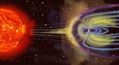 Cada 25 años pasa una tormenta magnética dañina sobre la Tierra