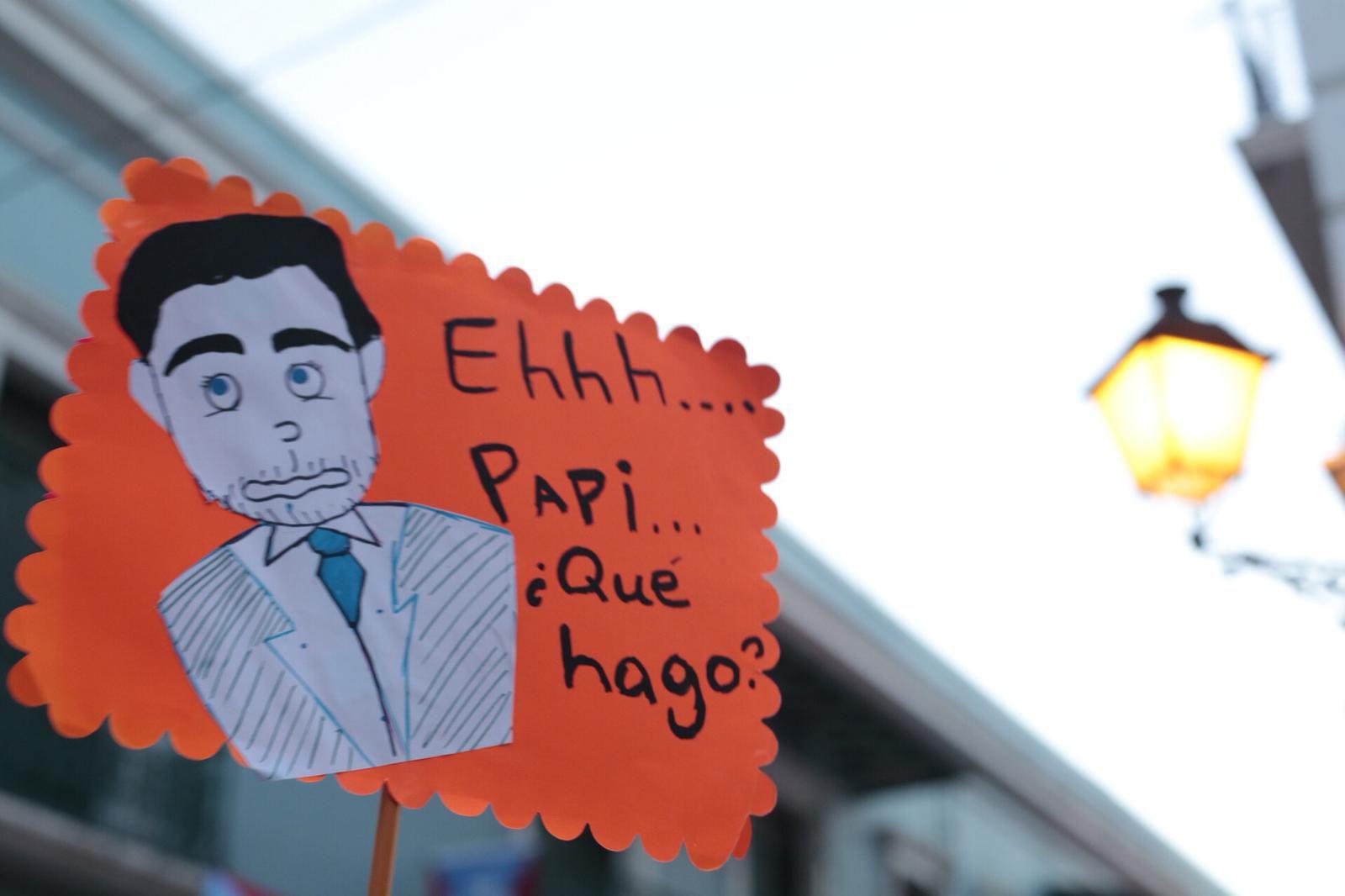 Convocan más manifestaciones alrededor de la Isla