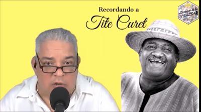 """Destacan legado de Tite """"Curet"""" Alonso"""