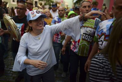 Carmen Yulín radica más de 9 mil endosos