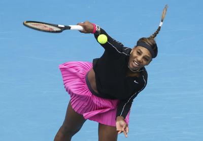 Serena Williams se pone a tono para el Abierto de Australia