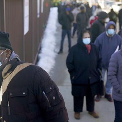 Nueva variante de coronavirus en NY desata preocupación