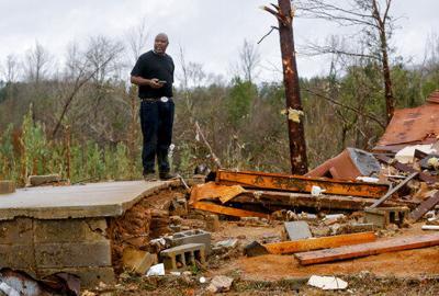 Inicia recuperación tras tormentas en centro-norte de EEUU