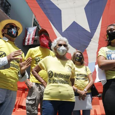 Jubilados convocan marcha para el domingo