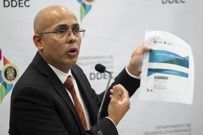 Carlos Rivera, Departamento del Trabajo