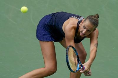 Eliminada la primera clasificada del US Open