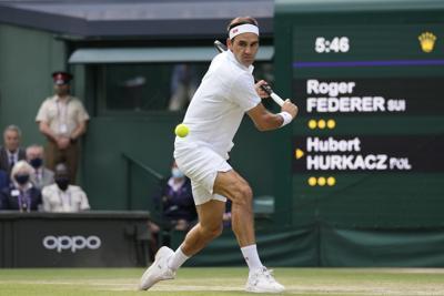 """Roger Federer anuncia que estará fuera """"muchos meses"""""""