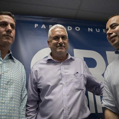 Prevalecen Villafañe y Martínez en las elecciones especiales