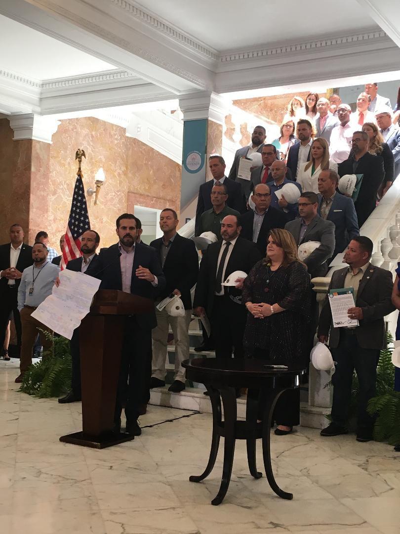 Acuerdan repartición de fondos federales para reparar viviendas